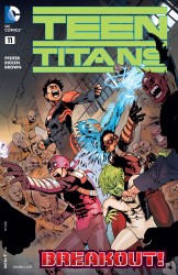 Download Teen Titans #11