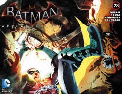 Batman - Arkham Knight #28