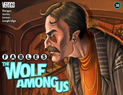 Fables - The Wolf Among Us #38