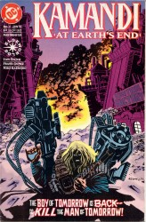 Kamandi - At Earth's End #01-06