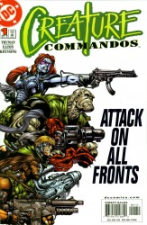 Creature Commandos (1-8 series) Complete