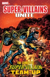 Super Villains Unite - The Complete Super-Villain Team-Up