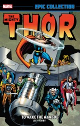 Thor Epic Collection - To Wake The Mangog