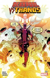 Deadpool vs. Thanos #01