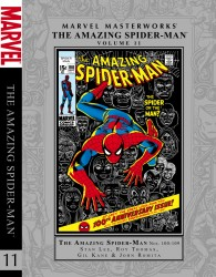 Marvel Masterworks - The Amazing Spider-Man (Volume 11)
