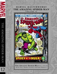 Marvel Masterworks - The Amazing Spider-Man (Volume 12)