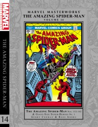 Marvel Masterworks - The Amazing Spider-Man (Volume 14)