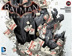 Batman - Arkham Knight #29