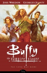 Buffy the Vampire Slayer Season Eight Vol.1 - The Long Way Home