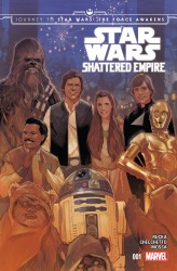 Journey to Star Wars – The Force Awakens – Shattered Empire