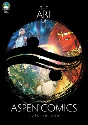 The Art of Aspen Comics (Volume 1)