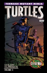 Teenage Mutant Ninja Turtles - Color Classics Vol.3 #09