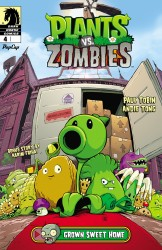 Plants vs. Zombies #4 - Grown Sweet Home #1