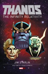 Thanos - The Infinity Relativity