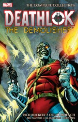 Deathlok The Demolisher - The Complete Collection