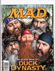 MAD Magazine (524-531, 535 series)