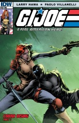 G.I. Joe - A Real American Hero #218