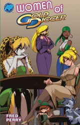Women Of Gold Digger (Volume 1)