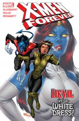 X-Men Forever - Devil in a White Dress Vol.4