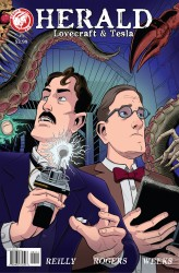 Herald - Lovecraft and Tesla #01