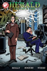 Herald - Lovecraft and Tesla #02