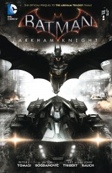 Batman - Arkham Knight (Volume 1)