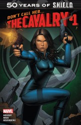 The Cavalry - S.H.I.E.L.D. 50th Anniversary #01