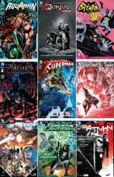 DC week - The New 52 (30.09.2015, week 39)