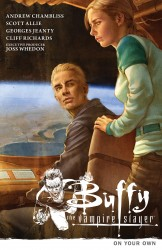Buffy the Vampire Slayer Season 9 Vol.2 - On Your Own