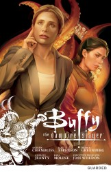 Buffy the Vampire Slayer Season 9 Vol.3 - Guarded