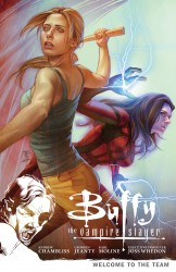 Buffy the Vampire Slayer Season 9 Vol.4 - Welcome to the Team