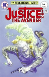Justice, Inc. - The Avenger #01