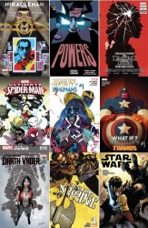 Download Collection Marvel (07.10.2015, week 40)