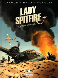 Download Lady Spitfire #4 - Desert Air Force
