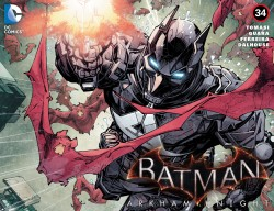 Batman - Arkham Knight #34