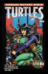 Teenage Mutant Ninja Turtles - Color Classics #10