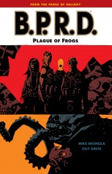 B.P.R.D. Vol.3 - Plague of Frogs