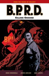 B.P.R.D. Vol.8 - Killing Ground