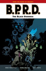 B.P.R.D. Vol.11 - The Black Goddess