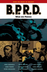 B.P.R.D. Vol.12 - War on Frogs