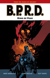 B.P.R.D. Vol.14 - King of Fear