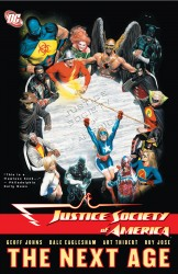 Justice Society of America Vol.1 - The Next Age