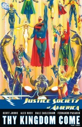 Justice Society of America Vol.4 - Thy Kingdom Come Part III