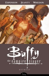 Buffy the Vampire Slayer Season Eight Vol.6 - Retreat