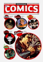 Wednesday Comics #1-12 Complete