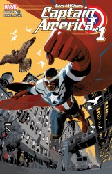 Captain America - Sam Wilson #01
