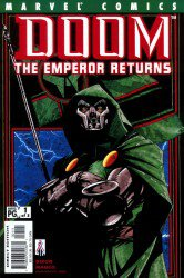 Doom The Emperor Returns #1-3 Complete