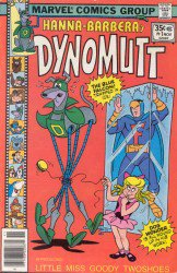 Dynomutt #1-6 Complete