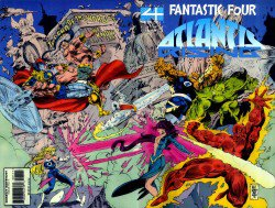 Fantastic Four Atlantis Rising #1-2 Complete