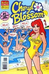 Cheryl Blossom Mini-Series #01-03